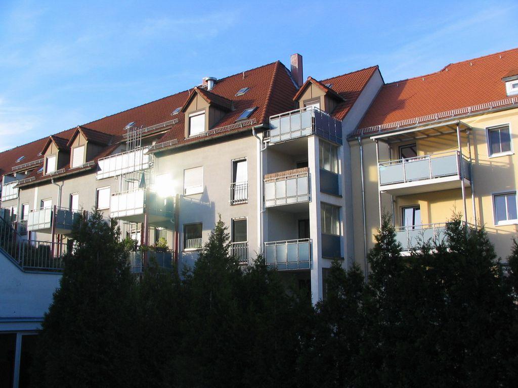Hausansicht - Innenhof