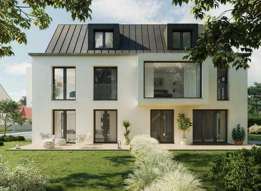 Exklusive Architektenhäuser in grüner und ruhiger Umgebung
