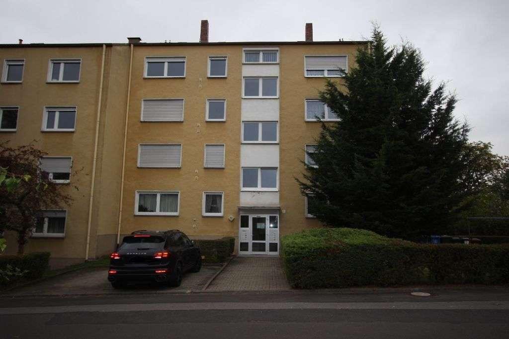 Attraktive 2-Zi-Wohnung - sozial gebunden, Wohnberechtigungsschein erforderlich  in