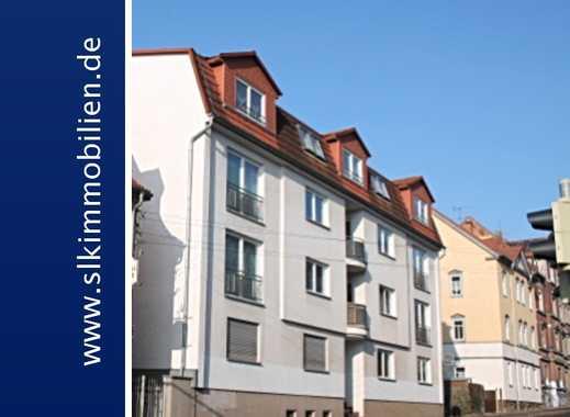 Geräumige Zweiraumwohnung mit Balkon