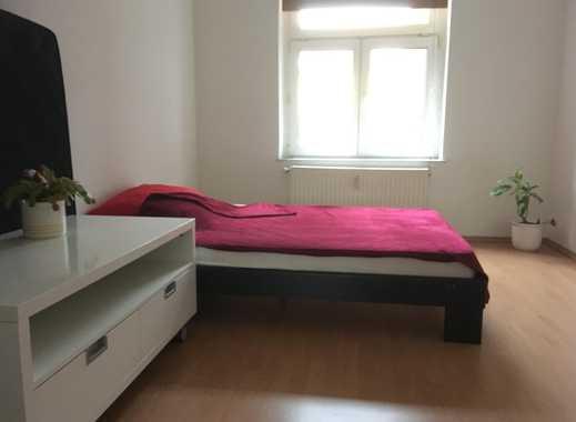 16 m2 Zimmer mit Garten sucht sympathische/n Mitbewohner/in