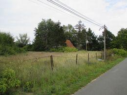 Waldstraße mit Blick auf die B