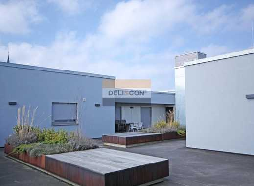Exklusive 2-Zimmer-Wohnung mit Dachgarten in der Innenstadt von Hannover