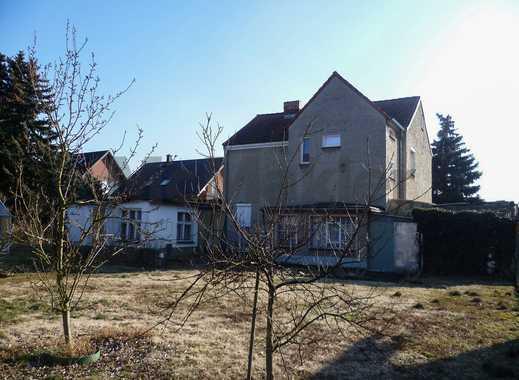 Begehrte Lage: Baugrundstück mit Altbestand in Berlin-Kaulsdorf - Zahlreiche Bebauungsmöglichkeiten