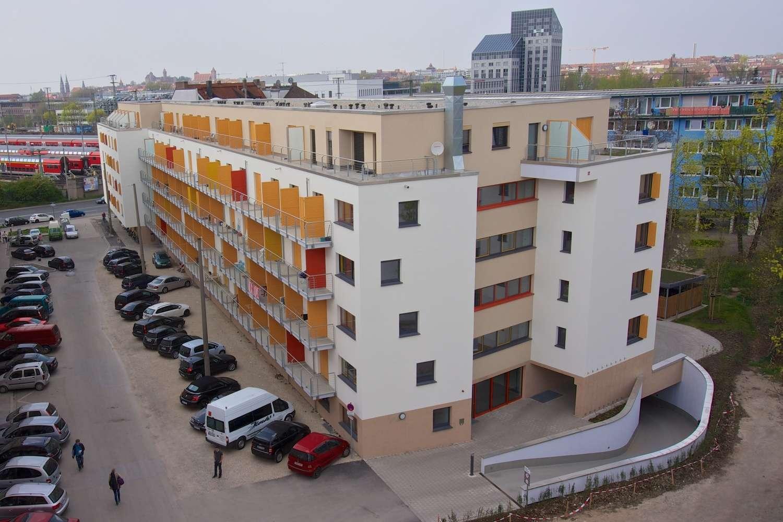 Möbeliertes Apartment im studyinn für Studenten und Azubis in