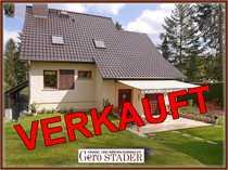 Beeindruckendes Einfamilienhaus nahe Krüpelsee in 350m