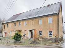Hier steckt Potenzial - historisches Bauernhaus -
