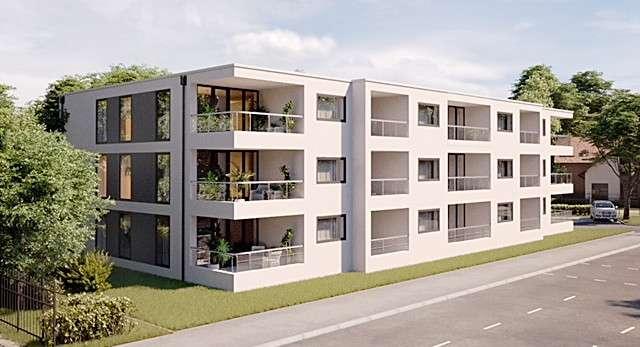 Neubauwohnung  2 Zimmer  ab 01.01.20 in Kernstadt (Straubing)