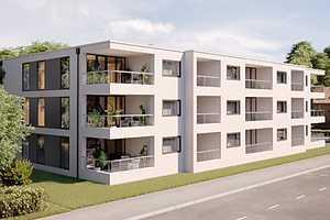 2 Zimmer Wohnung in Straubing