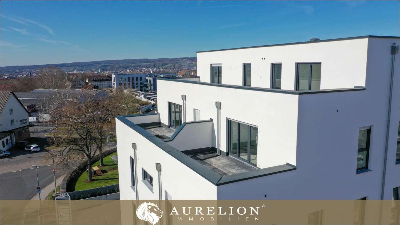 PRIME LIVING - 3-Zimmer Wohnung Erstbezug im 1.OG mit Aufzug und Balkon im PRIME PARK in Schweinheim (Aschaffenburg)