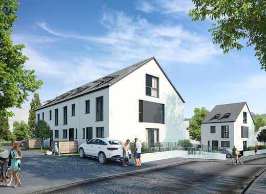 Erholungsflatrate im Grünen! Moderne Doppelhaushälfte