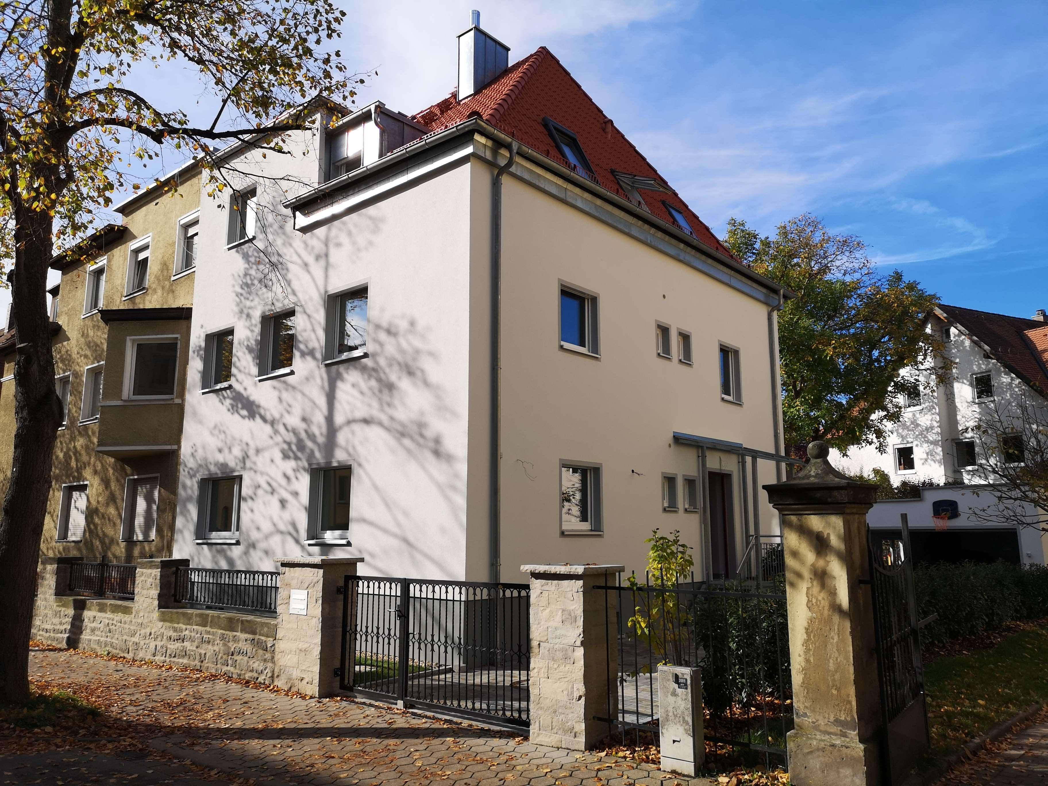Erstbezug nach Sanierung: freundliche 2-Zimmer-Erdgeschosswohnung in zentraler Lage in Bayreuth in Gartenstadt/Wendelhöfen (Bayreuth)