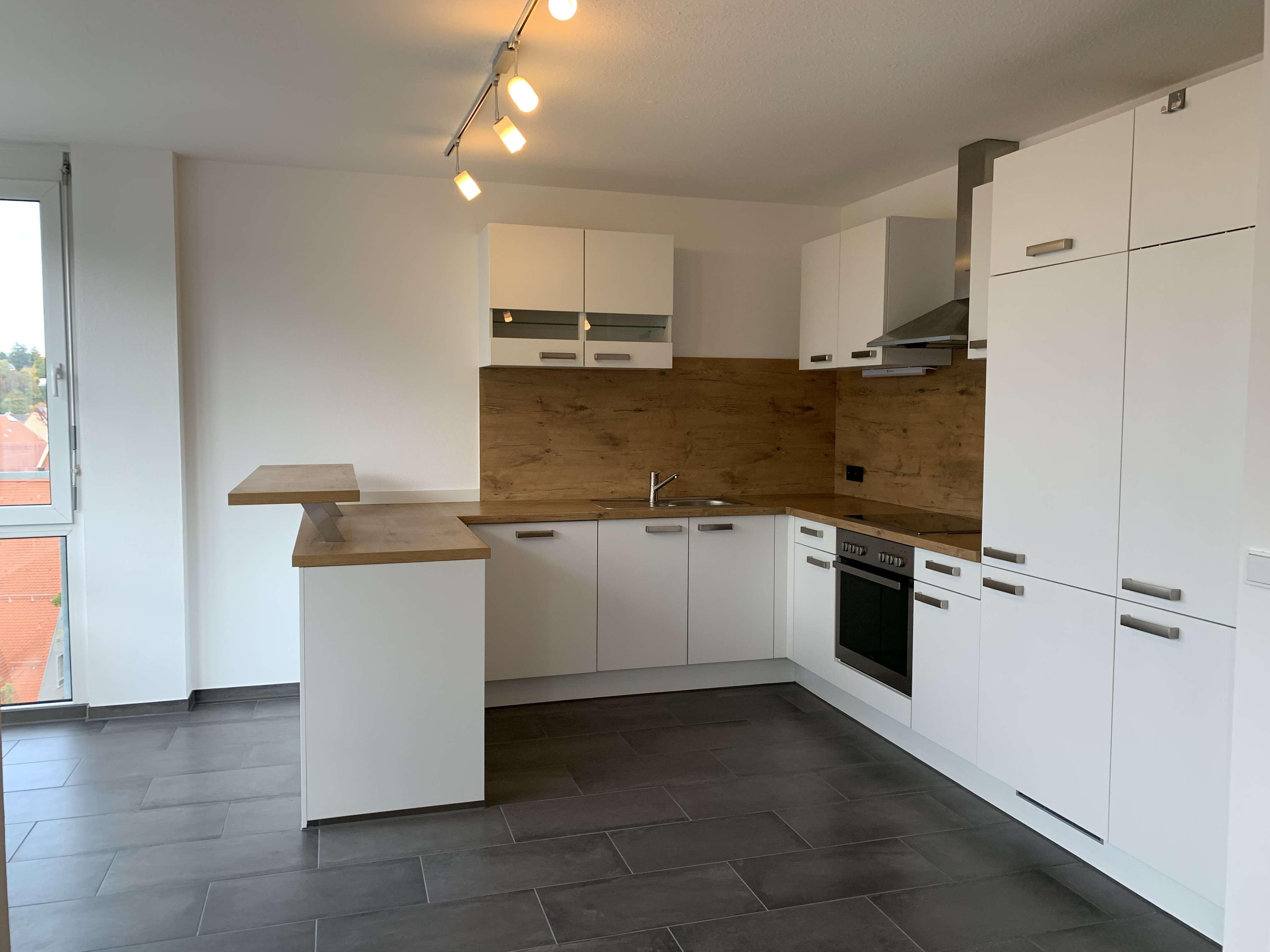 Gepflegte 2-Zimmer-Wohnung mit EBK in Kempten (Allgäu) in