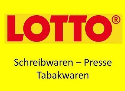 SEHR GUTES LOTTO-TABAK-PRESSE-SCHREIBWARENGESCHÄFT - ROHERTRAG 164.000€ netto jährlich!