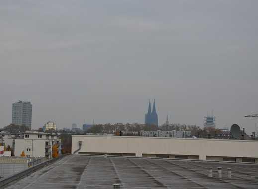 Köln-Sülz! 4-Zimmer Dachterrassenwohnung auch WG geeignet!