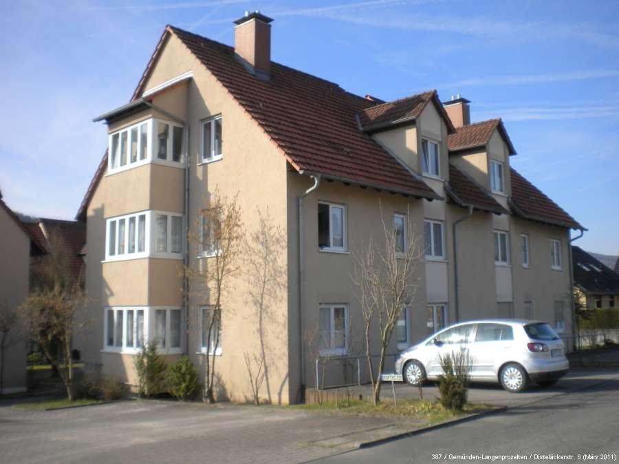 Schöne 3 Zimmerwohnung, im Stadtteil Langenprozelten in Gemünden am Main