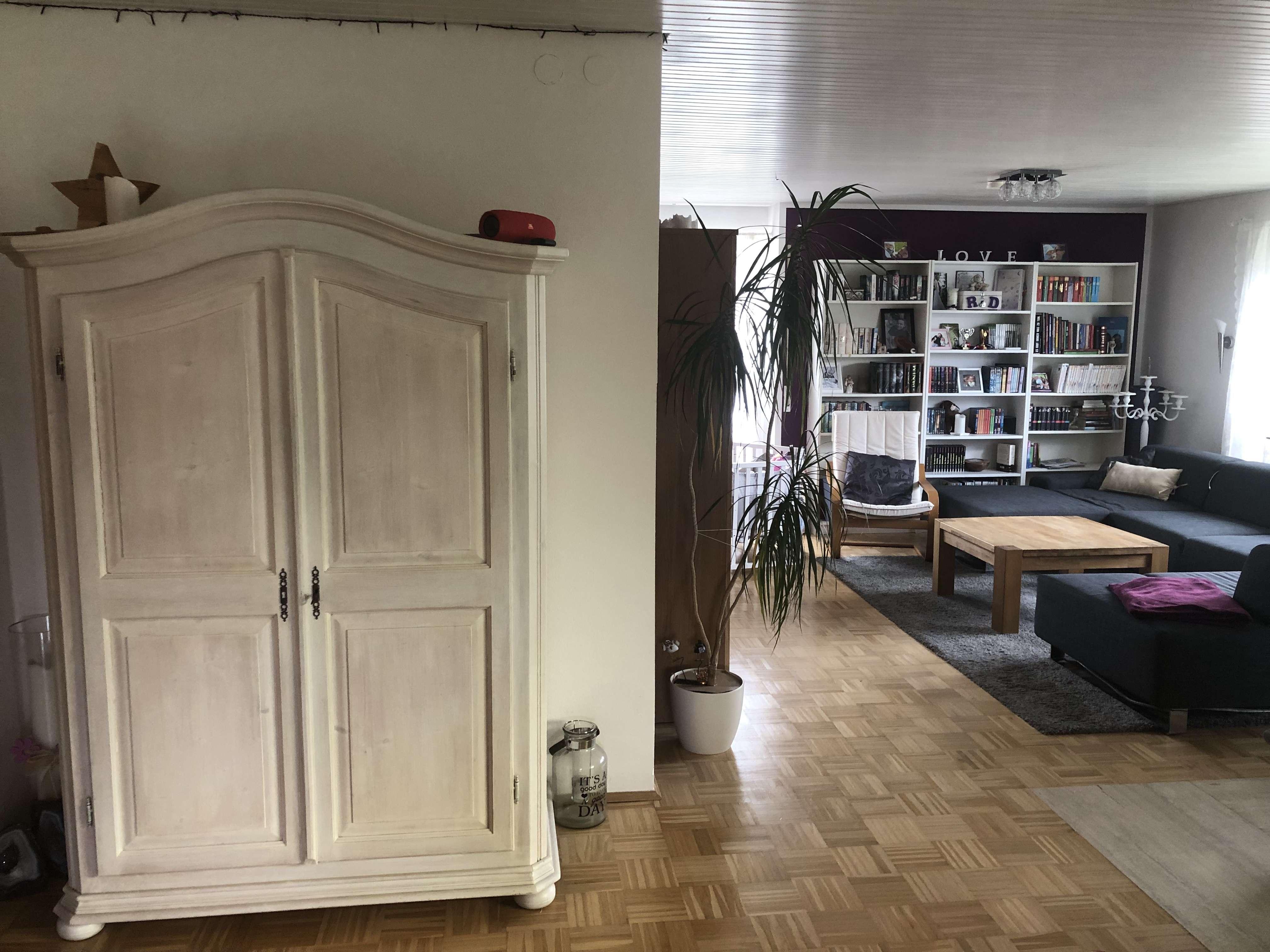 Helle 3,5 Zimmer Wohnung mit Garten 1.OG in Hauptendorf/Herzogenaurach in Herzogenaurach