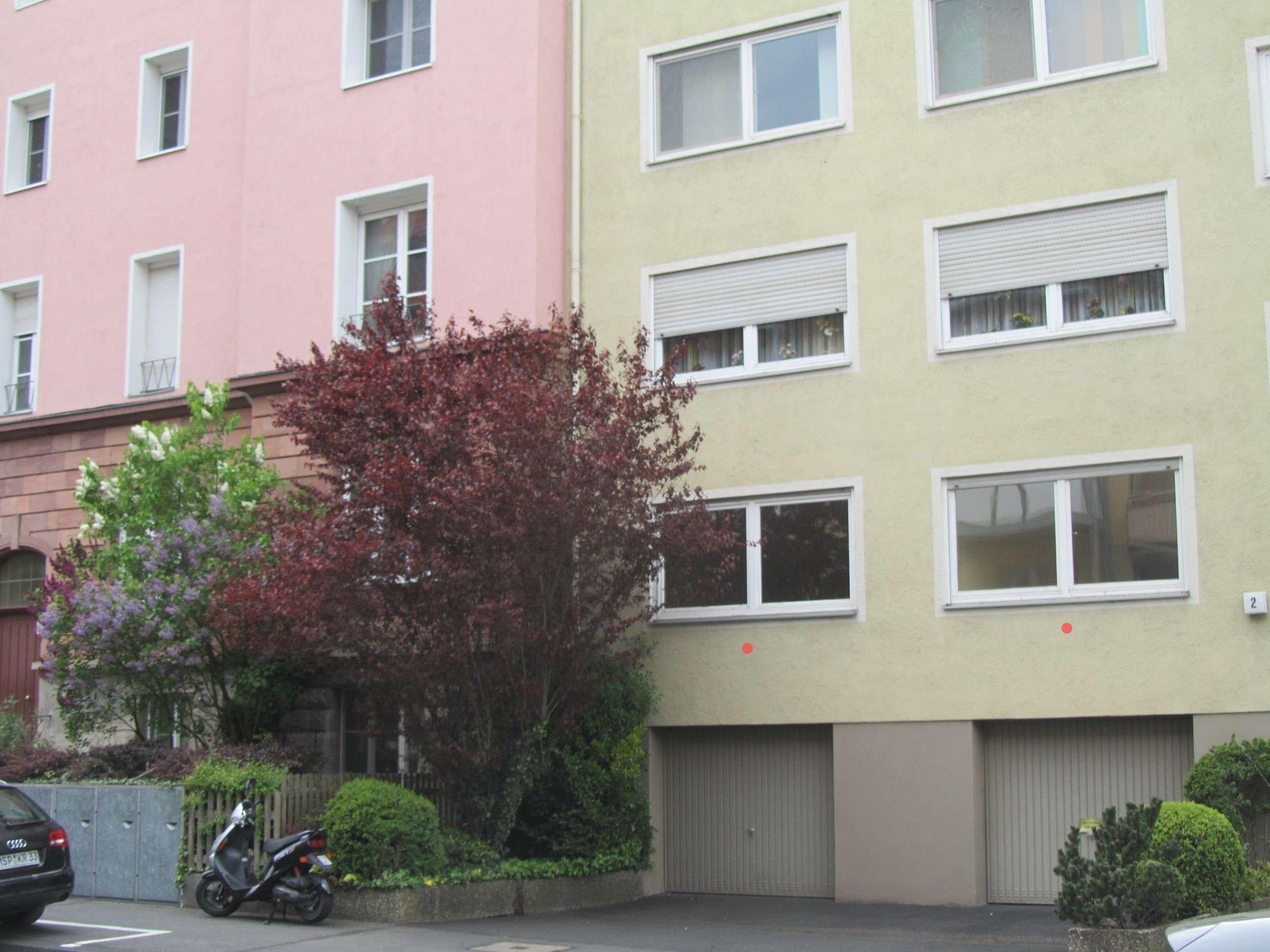 Top Lage, schöne 3-Zimmerwohnung in der Altstadt in Peter (Würzburg)