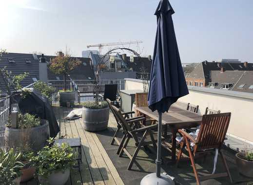 Traumhafte 3-Zimmer-Maisonette-Wohnung mit Balkon in Altstadt & Neustadt-Süd, Köln