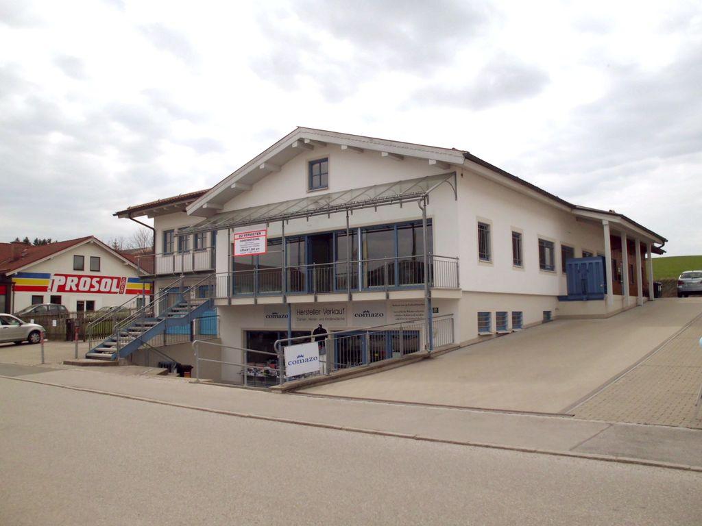Baumarkt Murnau schöne gewerberäume provisionsfrei zu vermieten