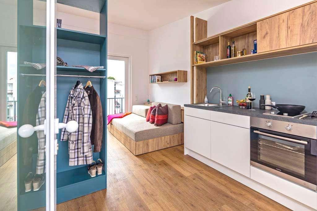 Apartments mit Sonnenterrasse *Hochwertigst möbliert*H2F in