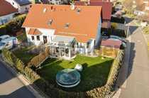 Traumhaus mit Sommergarten und Pool