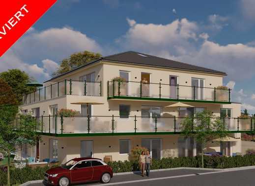RESERVIERT! Exklusive Villen-Wohnungen in Lappersdorf - WE4 EG