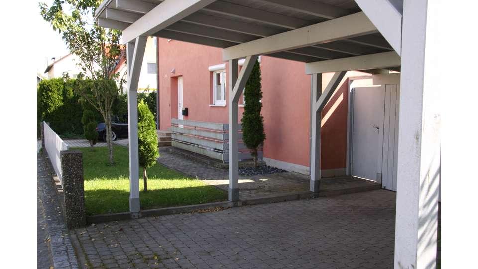 Carport - Vorgarten