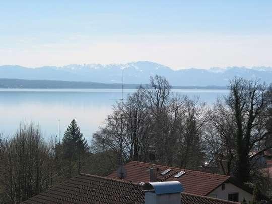4-Zimmer-Wohnung in Tutzing am Starnberger See in