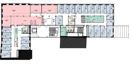 exemplarische Raumaufteilung 3