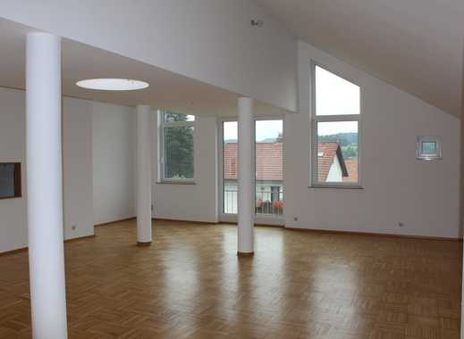 """""""Normal"""" gibt´s woanders - ungewöhnliche Dachgeschoßwohnung - 2 Bäder - 2 Loggien"""