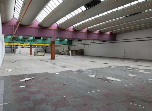 Vielseitig nutzbare Gewerbehalle mit großzügigen Büroräumen nur 2,49 EUR/qm