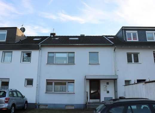 Traumblick ins Grüne! - vermietetes Zweifamilienhaus in Köln-Vogelsang