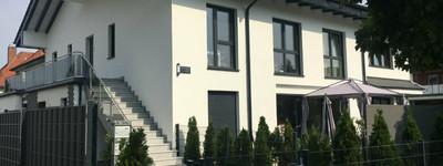 Neubau: Stilvolle 1-Zimmer Wohnung bzw. Appartement mit Einbauküche in Bad Oeynhausen