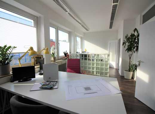 Büroetage mit 8 Stellplätzen und optionaler Hallennutzung in Siegen-Geisweid