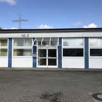 Helle Büroflächen im Industriegebiet Lüneburg-Goseburg