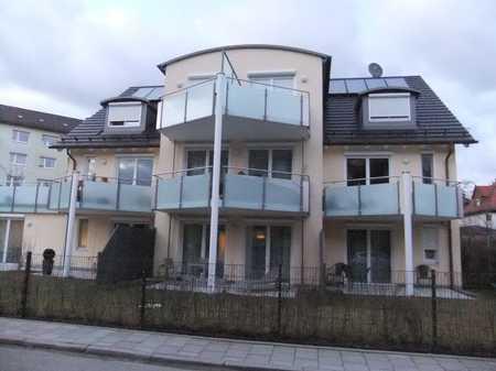 Wohnen am Westpark: Elegante 3-Zimmer-Wohnung mit 2 Balkonen u. Dachterrasse in ruhiger Wohnlage in Sendling-Westpark (München)
