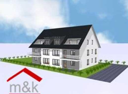 Butzbach Griedel: Neubau 4-Zimmer-EG-Wohnung, Erstbezug! Terrasse, PKW-Stellplatz, Kfw 55