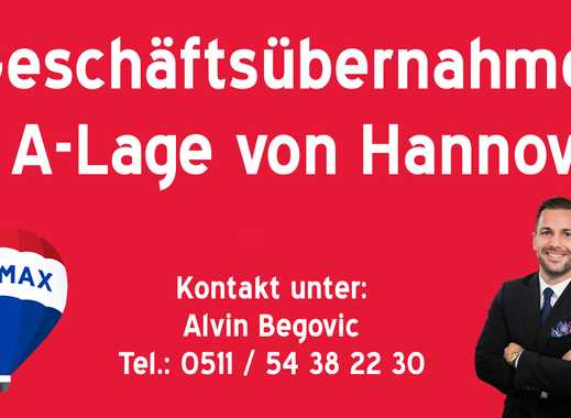A-Lage: Ladengeschäft in Hannover - City