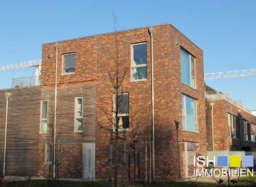 Stade-Campe: Tolle, hochwertige 3,5-Zi-Maisonettewohnung mit zwei Dachterrassen