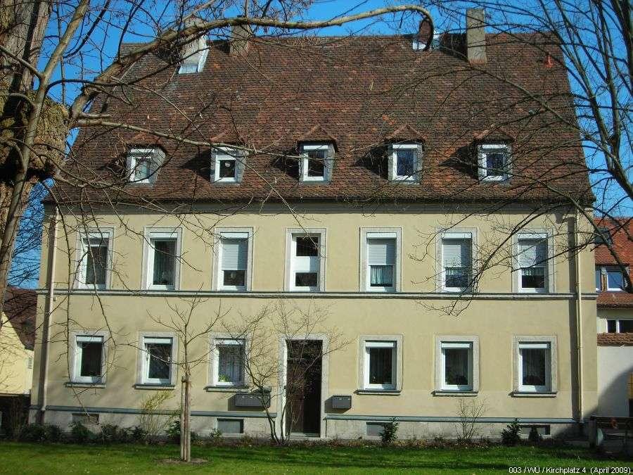 3-Zimmer Wohnung in Heidingsfeld in