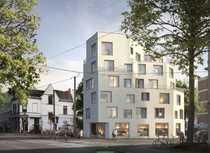 Neubau-Erstbezug Moderne Zwei-Zimmer-Wohnung mit Balkon