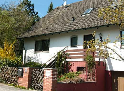 1/2 Haus= 3-Zi-Wohnung mit Terasse und Garten im grünen Fürth-Vach Nähe Europakanal