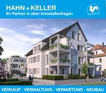 Helle 2-Zi -Neubauwohnung mit sonnigem