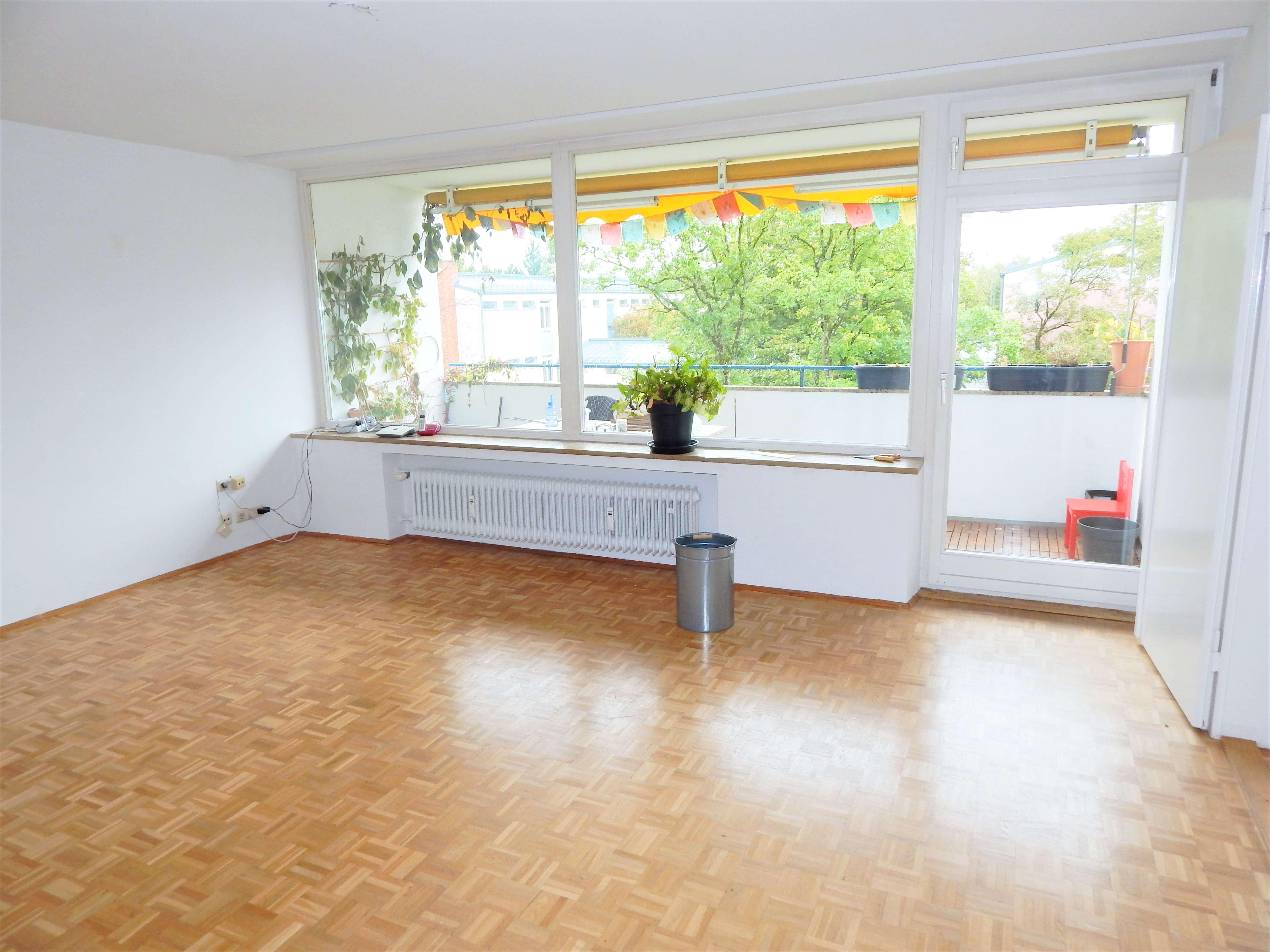 Großzügige 4,5-Zimmer-Wohnung mit Süd- und Ost-Balkon in Laim in Laim (München)