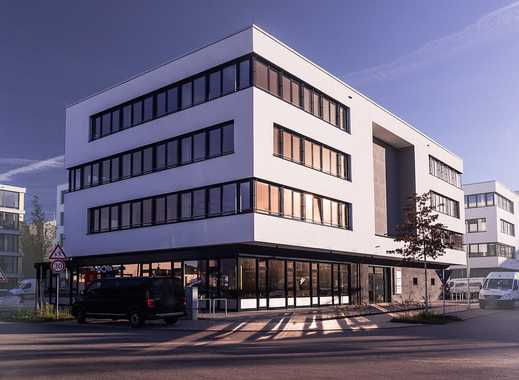 Neubau/Erstbezug: Exklusive Gewerbeeinheit im City Office 2, Gare du Nord, Freiburg