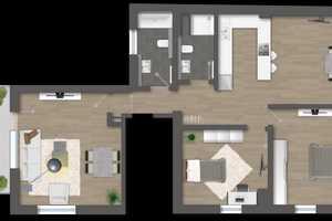 3.5 Zimmer Wohnung in Karlsruhe (Kreis)