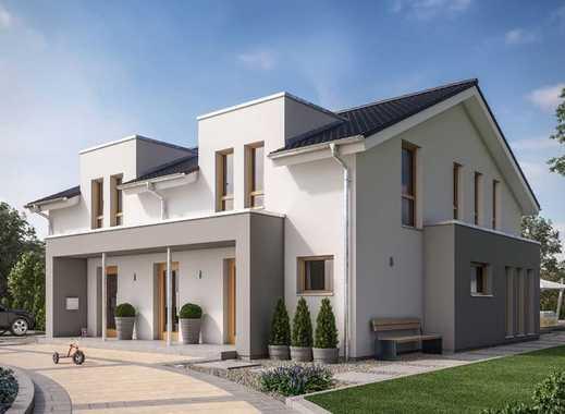 Solution 242 Plus - Doppelhaus mit zukunftsweisender Wohlfühl-Klima-Technik