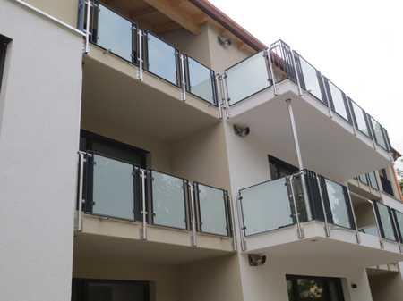 Neubau Erstbezug! Moderne Wohnung mit Balkon  / Loggia in Ampernähe in Emmering (Fürstenfeldbruck)