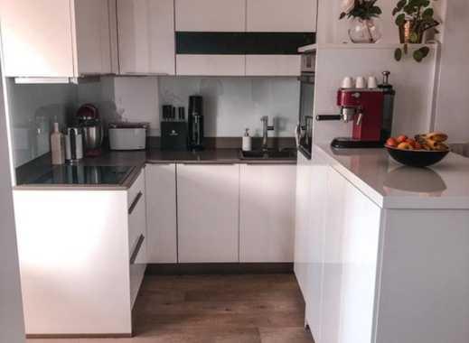 Helle & ruhige 2-Zimmer Wohnung in zentraler Lage - Vollmöbiliert
